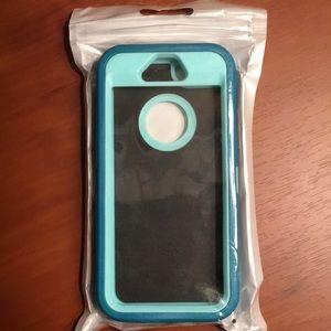 IP BUMPER HYBRID iPhone CASE 5, 5s, SE